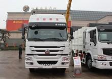 Sinotruk HOWO 6*4 LNG Tank Tractor Truck/Tractor Head/Trailer Head