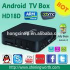 Set Top Box Digital TV Tuner Scart DVB T Receiver