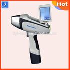 Handheld XRF spectrometer