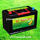 12V70AH 80D26R Calcium Maintenance Free MF Car Battery for Starting (NX110-5MF)