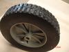Solid Rubber Wheel SR1240