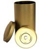 gold cylinder tea tin box wholesale