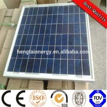 Small size high efficiency pv 10 watt solar panel