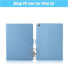 For iPad5 Nice Top 10 Leather & PU Case U1703-51