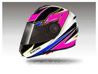 2014 DOT/ECE ZHEJIANG JIX new flip- up double visors motorcycles helmets JX-A113 quickness graphic
