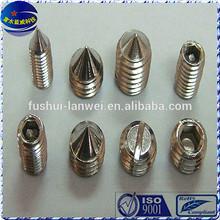 variety of set screw, set screw for door handle
