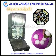 desk type round circle rice ball forming machine (skype:wendyzf1)