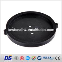 Pump black epdm rubber flap seal