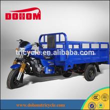 2.2 meter cargo box three wheel motorcycle