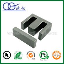 EI28 magnetic cores for transformer,ferrite magnet