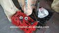 Trituradora de martillo martillo kumbee armas, perno, pins, de nylon m42 frutossecos, lavadora