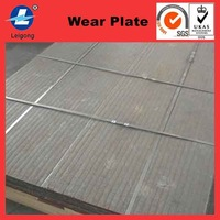 high hardness wear plate used on nozzle rings in cement