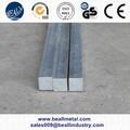 preço do competidor brilhante 201 304 316 430 retangular fabricante barra de aço