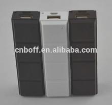 compound chocolate portable 2600 mah power bank