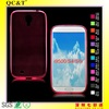 Ultra Thin Slim soft TPU 0.65mm Cover Skin Phone Case for Sumsung galaxy S4 I9500