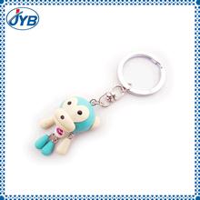 promotional monkey shape keychains