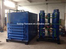 ammonia gas cracker furnace
