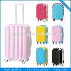 Bestselling fashionable pc travel trolley/Valise