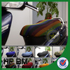 3d air mesh motorcycle seat cover, popular colorful mess cover seat motorcycle use, OEM carbon fiber motorcycle cover!
