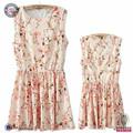 การออกแบบในช่วงฤดูร้อนผู้หญิงอ้วนชุดเพื่อนเจ้าสาวภาพ/ฮาวายชุดสำหรับผู้หญิง