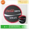 promotional custom dog fabric nylon frisbee with logo