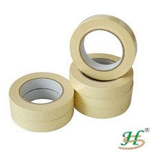 Silicone adhesive easy peel off no glue residue spray masking tape