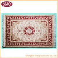 2014 hot selling handmade new zealand wool carpet