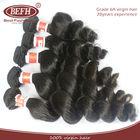 Guangzhou Befa 100% human virgin hair extensions brands,100g/3.5 ounce hair extensions bundles