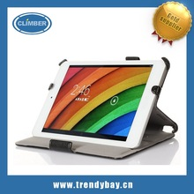 Leather stand case for acer A1-830