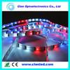 WS2801 digital LED strip WS2801 pixel LED strip black PCB