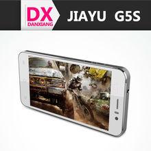 Hot seller Jiayu G5S 4.5 inch Mobile phone Android phones Dual SIM Card smart phone Wifi,GPS,WLAN,Bluetooth 3G cellphone 13.0MP