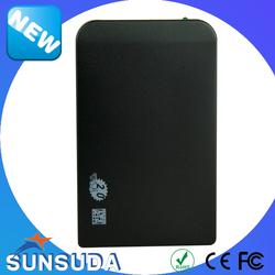 "Ultrathin 2.5"" USB 2.0 to SATA HDD Case aluminum cover"