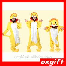 OXGIFT Adult Unisex Pajamas Animal Sleepwear