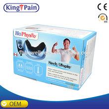 Heated percussion electric shiatsu neck and shoulder massager