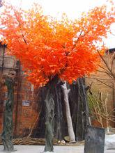 2014จีน- ขายที่มีคุณภาพสูงที่มีคุณภาพสูงต้นเมเปิ้ลเทียม, เทียมตกแต่งสวนต้นเมเปิ้ลสีแดงของ