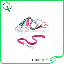 Easy carrying e cig necklace E cig lanyard ego lanyard ring fashion design