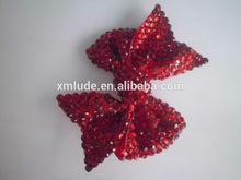 2014 hot sale hair bow with diamond