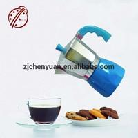 Italian new style espresso coffee maker parts