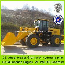 New heavey duty sdlg lg958 wheel loader,ZF gearbox sdlg lg958 wheel loader