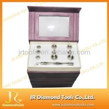 Skin peeling tips aqua 4 in 1 diamond dermabrasion instrument