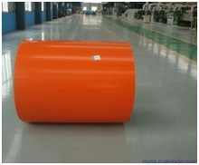 pre coated color steel coil metal