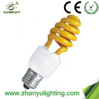Long lifetime energy saving mosquito repellent light bulb