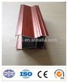 Buena superficie alta calidad de perfil de aluminio ventanas y puerta