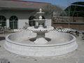 chinesa da água de design fonte esculpida em pedra natural de pedra decorativo cachoeiras