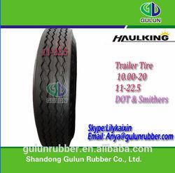 11x22.5 Nylon Trailer tires
