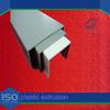 New design flat plastic/rigid plastic sheets/plastic edging trim