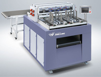 ZDJ1000 Automatic grooving machine for Grey board paper box making