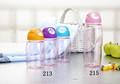 500ml plástico garrafa de água para presentes copo bebendo garrafa bpa livre