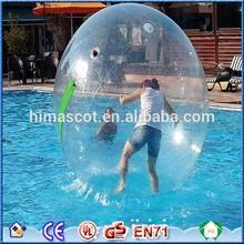 HI hot selling pvc popular water walking ball wholesale | inflatable water ball