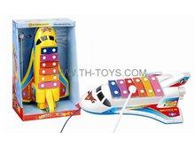 Promocional juguetes instrumentos musicales indios piso estera de piano en miniatura instrumentos musicales